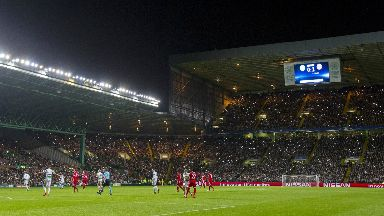 Run: Celtic face Bayern Munich at Parkhead in the Champions League group stage.