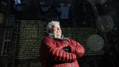Val McDermid: 'Life should always be a learning curve' (file pic).