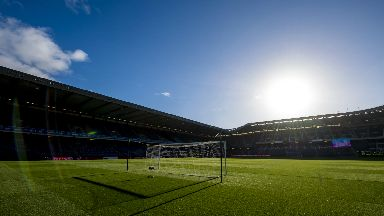 Venue: Murrayfield ahead of Sunday's semi-final.
