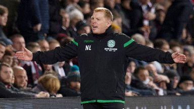 Neil Lennon: He believes he is being racially targeted.