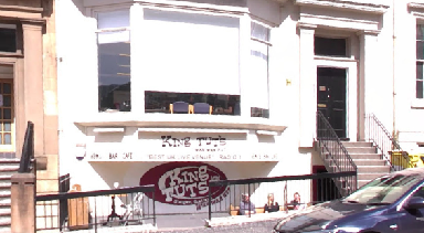 King Tuts: Worker left injured.