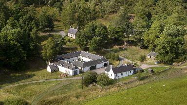 Kinrara Estate: Features five cottages.
