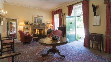 It was built in the 1790s for Jane, Duchess of Gordon.