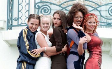 Spice Girls: Band formed in 1994.
