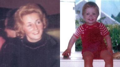 Family: Renee MacRae and son Andrew were last seen in 1976.