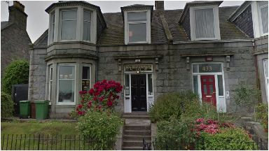 Failings: The three incidents occurred at the Aberdeen nursery.