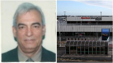 Airport: Mr Ghassemazadeh is believed to have flown to Paris.