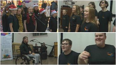 Inclusive: Music 4 U is a welcoming group for all youngsters.