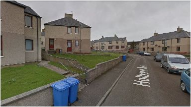 Thurso: The victim was found dead at a house on Holborn Avenue.