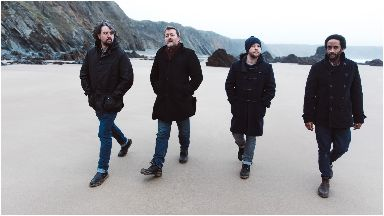 Elbow: The band will headline on Thursday.