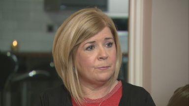 Linda McDonald: She has spoken of her anger.