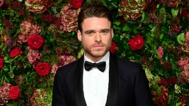 Hometown memories: Richard Madden.