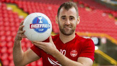 Plans: McGinn says Aberdeen will be tough to beat.
