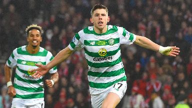 Ryan Christie struck to win the trophy for Celtic.