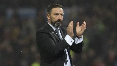 Manager: Derek McInnes has been manager for six years