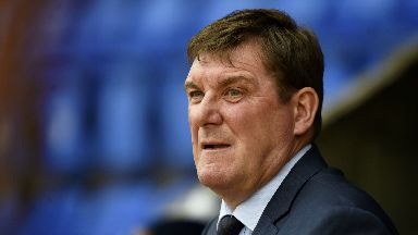 Award: Tommy Wright has been named November's top boss.