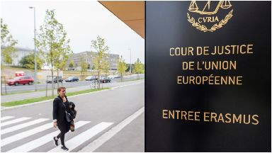 Opinion: European Court of Justice