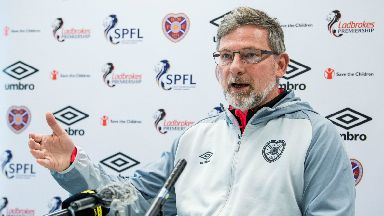 Anger: Craig Levein said his anger over Rangers' winner had increased.
