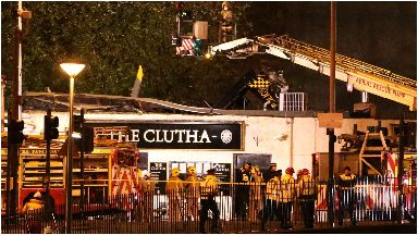 Clutha: Seven customers also died.