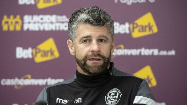 Inconsistent: Stephen Robinson's side are ninth in the Premiership