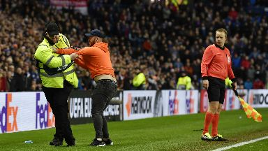 Charge: Rangers face a disciplinary hearing.