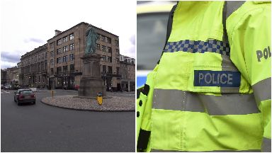Edinburgh: The alleged attack was reported to have taken place on George Street.