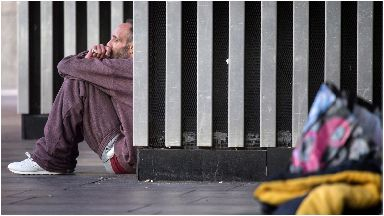 Homeless: The 'innovative' idea will help those in Dundee.
