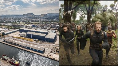 Action: Part of Avengers: Infinity War was filmed within the building.