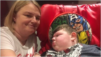 Appeal: Seven-year-old Rory was born with severe health issues.
