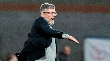 Craig Levein: Hearts manager has been criticised.