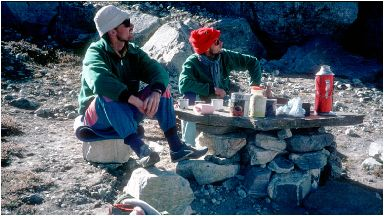 Found: Bodies of two climbers missing for 30 years have been found.