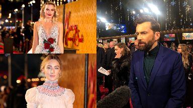 Stars: Margot Robbie, Saoirse Ronan and David Tennant.