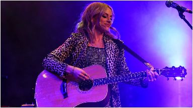 Magical: Amy Macdonald was part of the 20th anniversary celebrations.