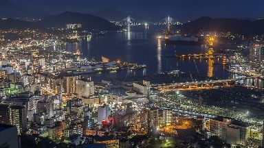 Nagasaki: Thomas Blake Glover's home is a major tourist attraction.