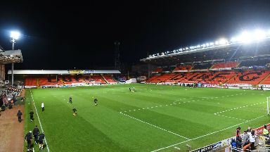 Change: Mark Ogren has bought a controlling stake in Dundee United.