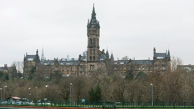 Glasgow University: Rugby club is 150 years old.