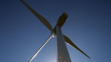 Success: The wind farm will be completed by next summer.