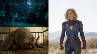 Blockbusters: The final Avengers movie, Captain Marvel and Dumbo will be released in 2019.