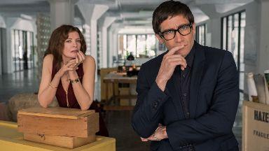 Reunited: Nightcrawler's Rene Russo and Jake Gyllenhaal will star in Velvet Buzzsaw.
