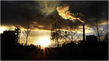 Air Pollution: Affects people living in Glasgow.