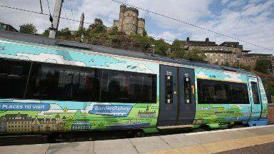 Borders Railway: Services between Edinburgh and Tweedbank cancelled.