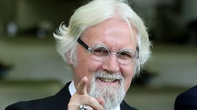 Billy Connolly: Life is 'slipping away'.