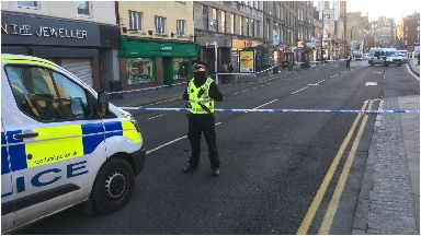 Arrests: Three held after death in Dundee.