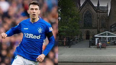 Ryan Jack: He was forced to leave the bar.