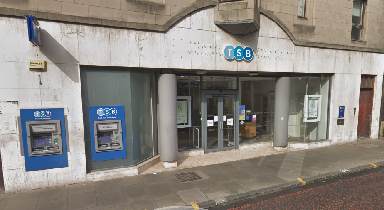 TSB: The incident happened in the Clerk Street branch.