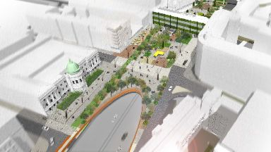 Development: The plans aim to introduce quality public space.
