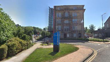 Kilncraigs: Clackmannanshire Council's headquarters in Alloa.