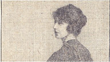 Madge Easton Anderson: First female lawyer graduated from Glasgow University.