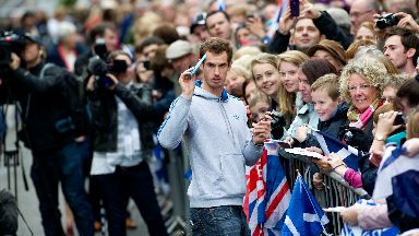 Andy Murray 2012