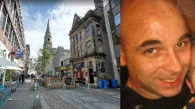 Found: Alan Munro was traced safe and well.